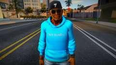 Dead Or Alive 5: Ultimate - Zack 1 for GTA San Andreas