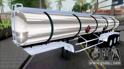 Colombian Tank Trailer for GTA San Andreas