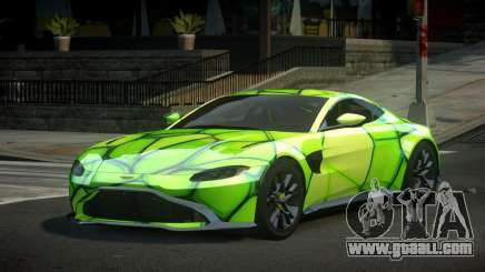 Aston Martin Vantage SP-U S5 for GTA 4