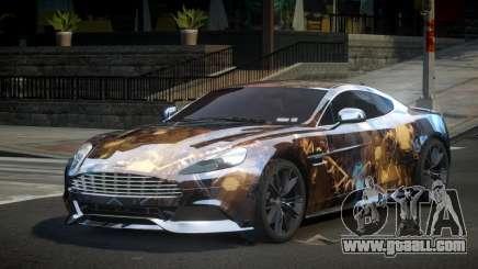 Aston Martin Vanquish Zq S1 for GTA 4