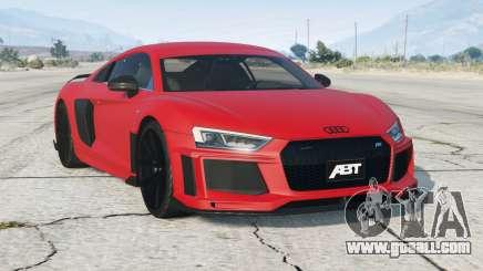 Audi R8 V10 ABT 2017〡add-on v1.2a for GTA 5