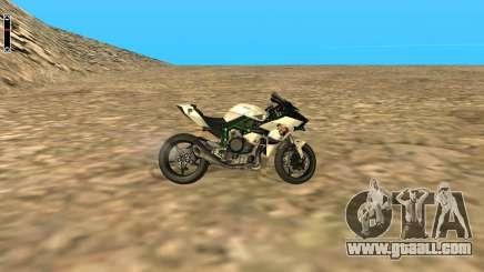 NRG 500 - ft. Eagle Gaming Version for GTA San Andreas