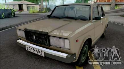 VAZ-2107 (Karelian ASSR) for GTA San Andreas
