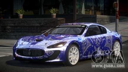Maserati Gran Turismo US PJ9 for GTA 4