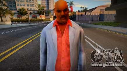 VCS Vance Gang v3 for GTA San Andreas