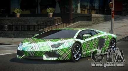 Lamborghini Aventador Zq S4 for GTA 4