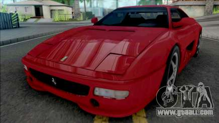 Ferrari F355 F1 Berlinetta for GTA San Andreas
