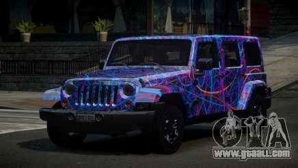 Jeep Wrangler US S1 for GTA 4