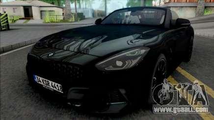 BMW Z4 M40i Sen Cal Kapımı for GTA San Andreas