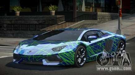Lamborghini Aventador Zq S7 for GTA 4