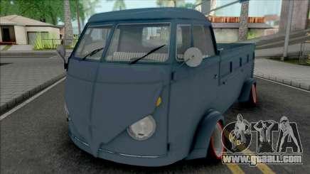 Volkswagen Transporter T2 Rocket Bunny for GTA San Andreas