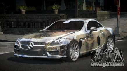 Mercedes-Benz SLK55 GS-U PJ9 for GTA 4