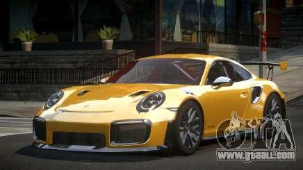 Porsche 911 GT U-Style for GTA 4