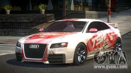 Audi S5 BS-U S6 for GTA 4