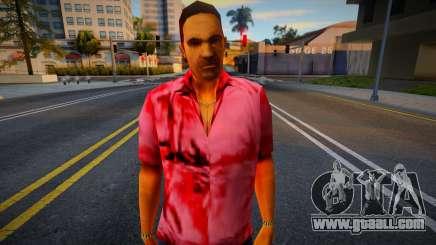 VCS Diaz Goons v2 for GTA San Andreas