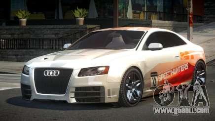 Audi S5 BS-U S7 for GTA 4