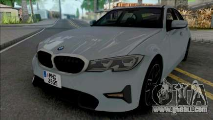 BMW 320i Sport Line 2020 for GTA San Andreas