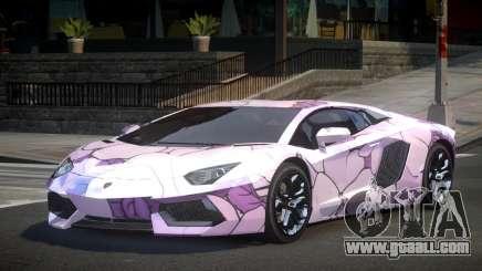 Lamborghini Aventador Zq S1 for GTA 4