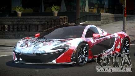 McLaren P1 BS S9 for GTA 4