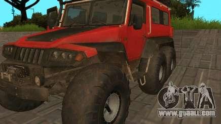 TREKOL 39294 (YAR-87) for GTA San Andreas