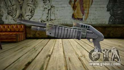 Half Life Opposing Force Weapon 12 for GTA San Andreas