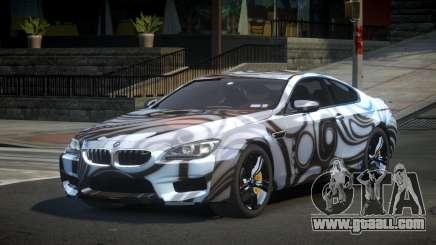 BMW M6 F13 GST S5 for GTA 4