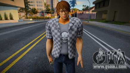 Shin Casual Tekken (Bad Boy 4) for GTA San Andreas