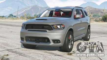 Dodge Durango SRT (WD) 2018〡add-on for GTA 5
