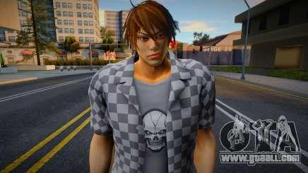Shin Casual Tekken (Bad Boy 1) for GTA San Andreas