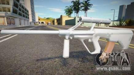 Cursed Steyr Aug for GTA San Andreas