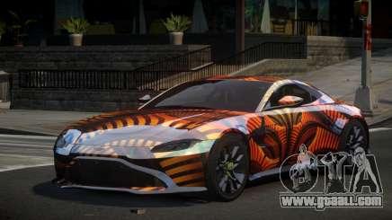 Aston Martin Vantage SP-U S6 for GTA 4
