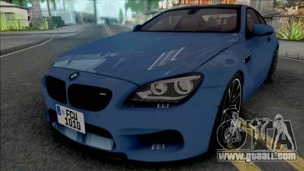 BMW M6 GTS (F13) for GTA San Andreas