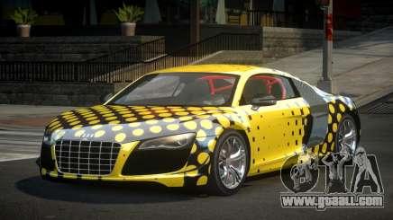 Audi R8 U-Style S6 for GTA 4