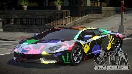 Lamborghini Aventador Zq S5 for GTA 4
