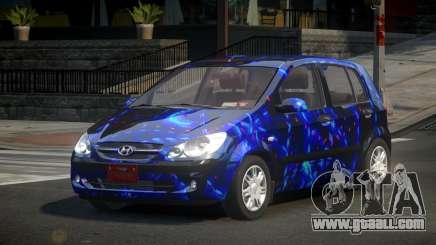 Hyundai Getz GS PJ6 for GTA 4