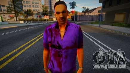 VCS Diaz Goons v6 for GTA San Andreas