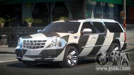 Cadillac Escalade PSI S5 for GTA 4