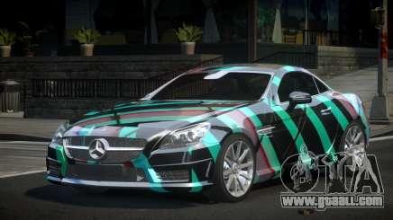 Mercedes-Benz SLK55 GS-U PJ4 for GTA 4