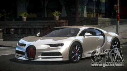 Bugatti Chiron Qz for GTA 4