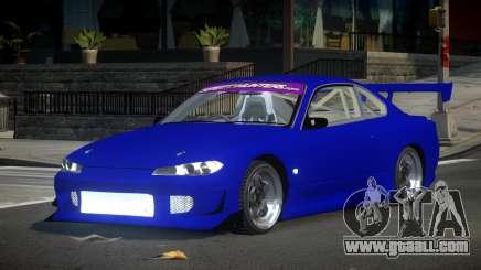 Nissan Silvia S15 Zq for GTA 4