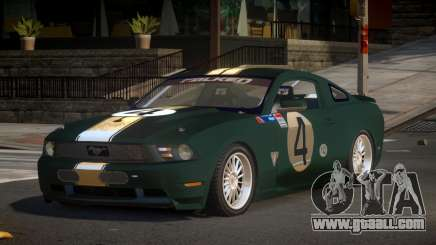 Ford Mustang GS-R L3 for GTA 4