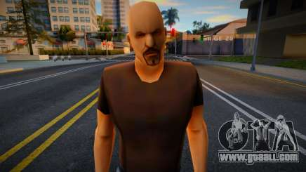 VCS Vance Gang v10 for GTA San Andreas