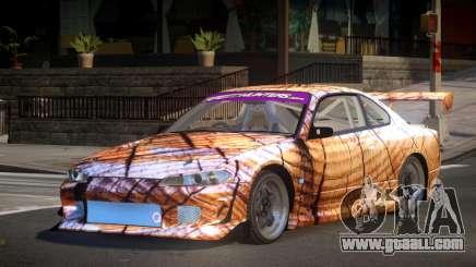 Nissan Silvia S15 Zq L3 for GTA 4