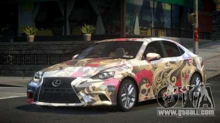 Lexus IS350 GT S4 for GTA 4
