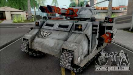 White Scars Predator Annihilator for GTA San Andreas
