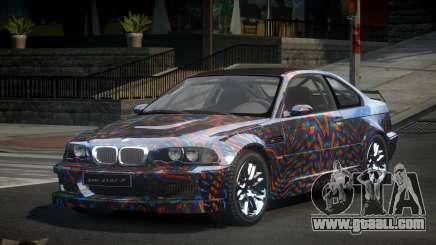 BMW M3 SP-U S4 for GTA 4