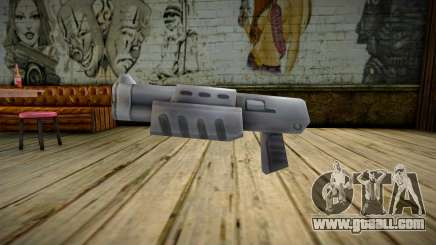 The Unity 3D - Chromegun for GTA San Andreas