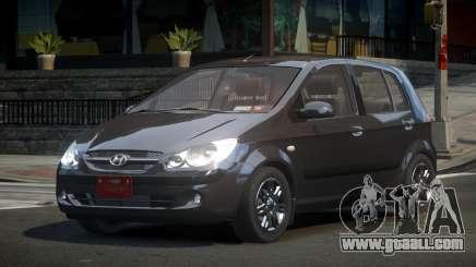 Hyundai Getz GS for GTA 4