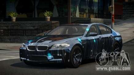 BMW M5 U-Style S3 for GTA 4
