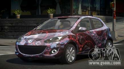 Mazda 2 U-Style S2 for GTA 4